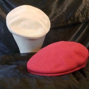 Brand New Kangol Golf Caps